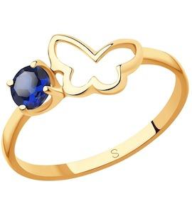 Кольцо из золота 715783